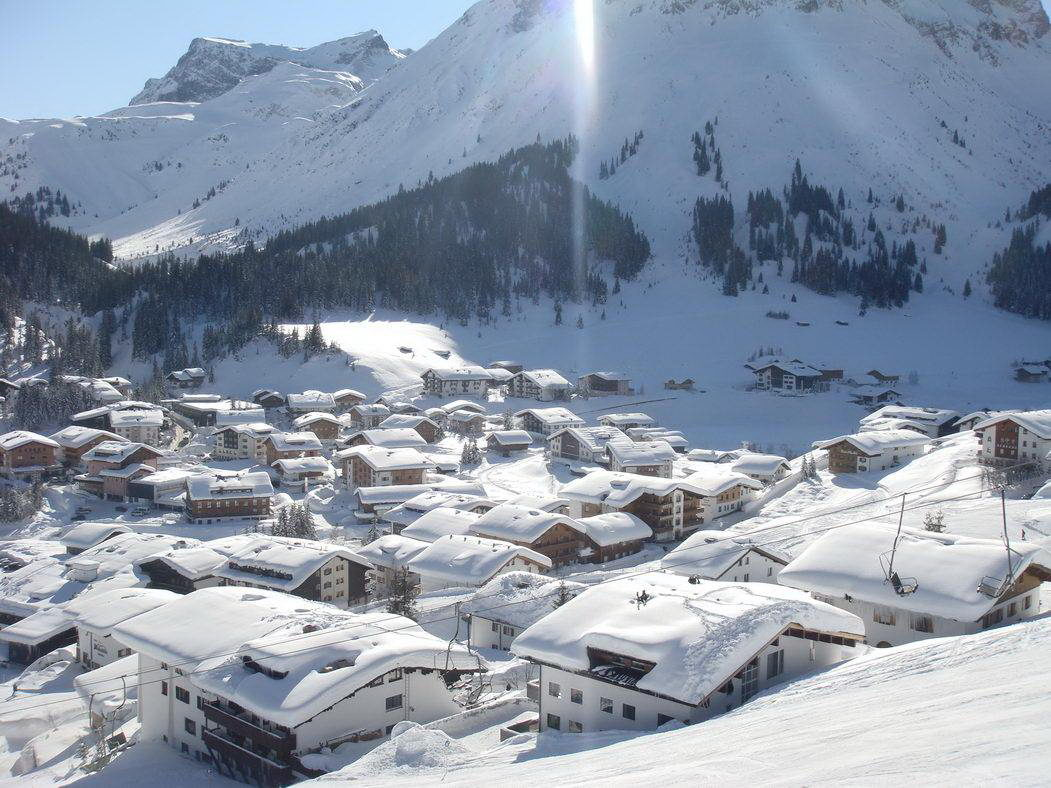 Wintersport webcams and snowcams